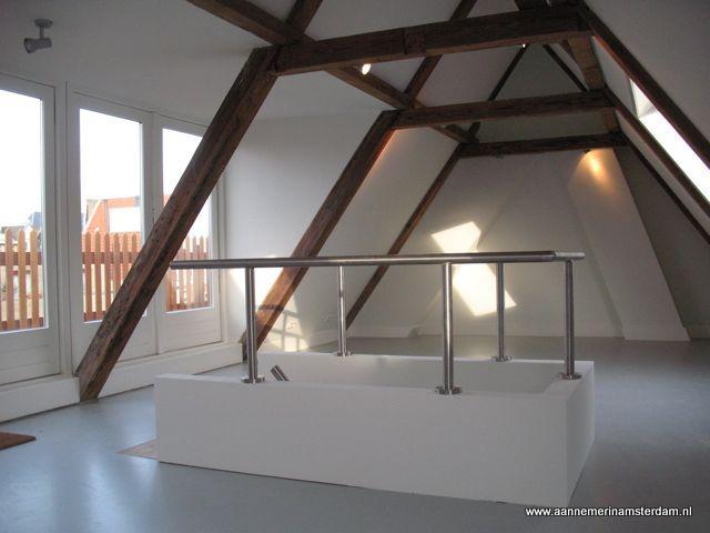 Appartement Op Zolderverdieping : Appartement op de zolder maison design risofu