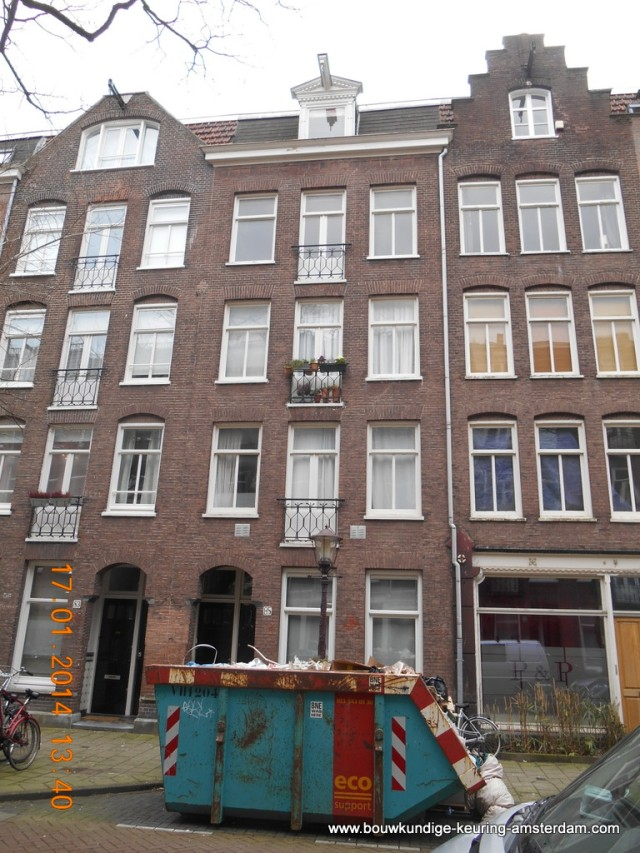 Wilhelminastraat 85-3 Amsterdam