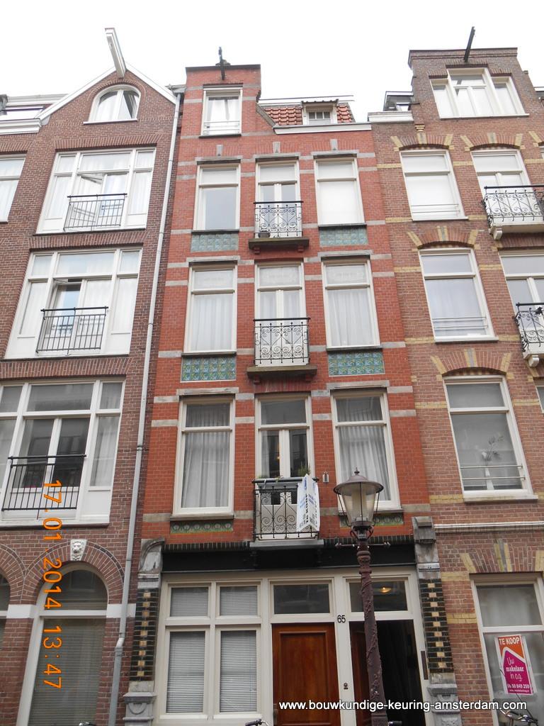 Kanaalstraat 65 - 1 Amsterdam