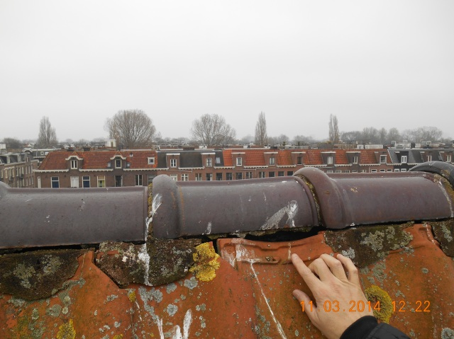 bouwkundige keuring dak